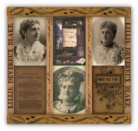 12 aug 1833 | Lillie Devereux Blake