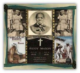 15 aug 1818 | Biddy Mason