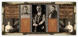 19 aug 1860 | Katharine Bemenet Davis
