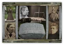 23 aug 1846 | Arabella Babb Mansfield