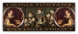 24 aug 1552   Lavinia Fontana
