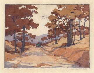 Bassett Hall | Autumn Road Santa Fe