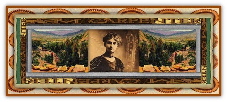 04 jan 1887 Allie Mae Carpeneter