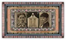 25 feb 1855 | Margaret Howell Davis Hayes