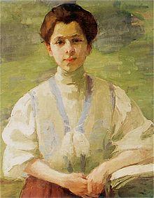 Boznańska (1865 - 1940)