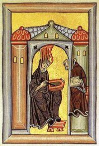 Hildegard (1098 - 1179)