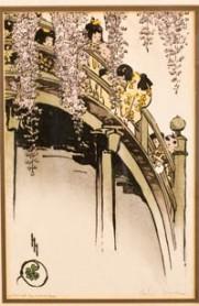 Hyde | Moon Bridge at Kameido