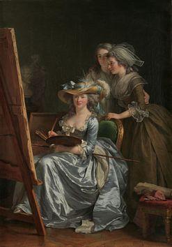 Labille-Guiard (1749 - 1803)