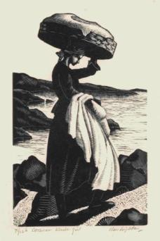 Leighton | Corsican Washer Girl