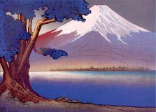 Miller | Sunrise at Fujiyama
