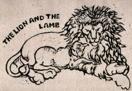 Swantees | The Lion and The Lamb