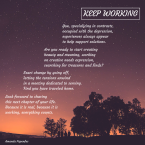 Keep Working | Amanda Papenfus