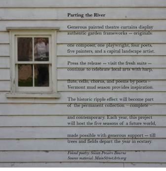 Parting the River   Susan Powers Bourne