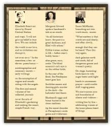 Poetic Triptych | Susan Powers Bourne