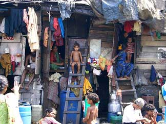 Dharavi Child | Susan Powers Bourne