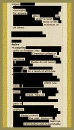 A Few Rules | Susan Powers Bourne