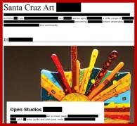 Santa Cruz Art   Susan Powers Bourne