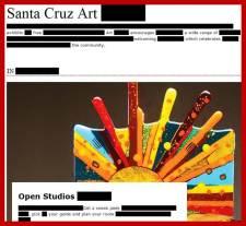 Santa Cruz Art | Susan Powers Bourne