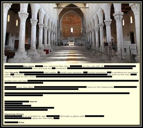 The Church | Susan Powers Bourne