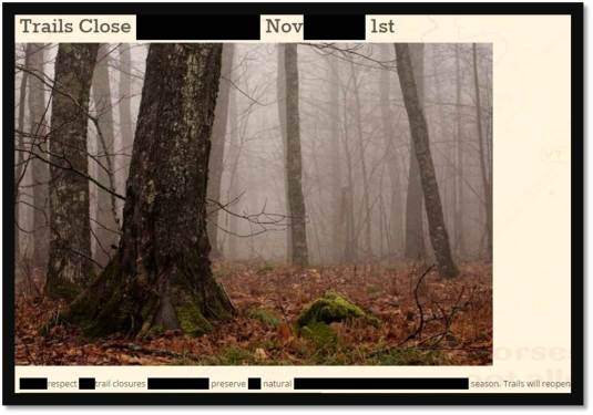 Trails Close | spb