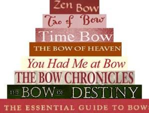 Zen Bow | Susan Powers Bourne