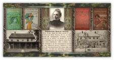 14 apr 1841 | Jennie Drinkwater Conklin