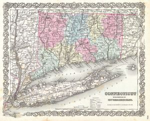 old CT map