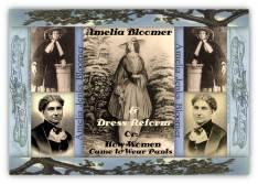27 may 1818 | Amelia Jenks Bloomer