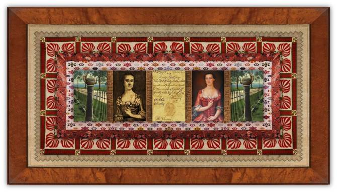 Penelope Pagett Barker(17 jun 1728 – 10 dec 1787 | Edenton NC - Edenton NC) writer, patriot, political activist / organizer | women.born.before © susan.powers.bourne