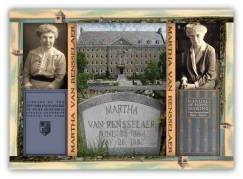 21 jun 1864 | Martha Van Rensselaer