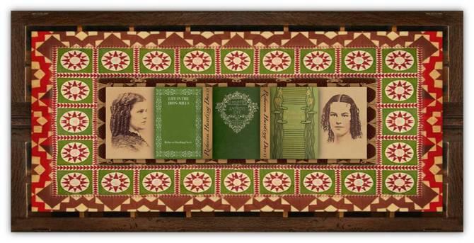 Rebecca Blaine Harding Davis(24 jun 1831 – 29 sep 1910 | Washington PA - Mount Kisco NY) author, novelist, journalist | women.born.before © susan.powers.bourne