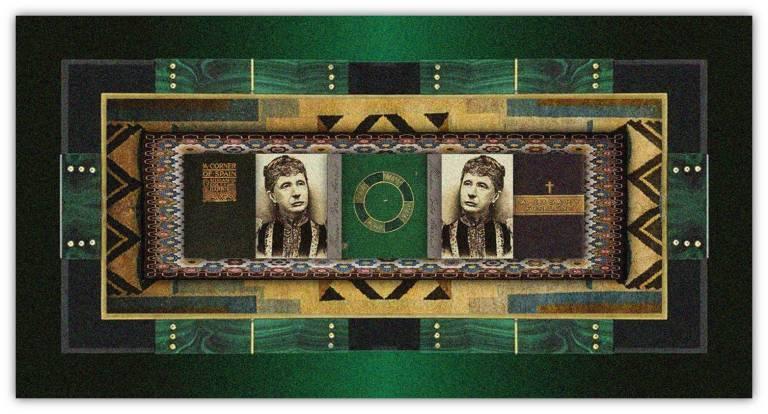 Miriam Coles Harris(07 jul 1834 – 23 jan 1925 | Dosoris NY - Pau, France) novelist, children's story writer, devotional book author | women.born.before © susan.powers.bourne