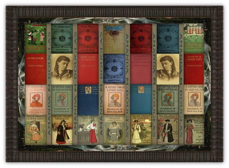 14 jul 1831 | Amanda Minnie Douglas