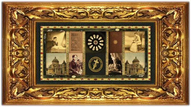 16 jul 1821   Mary Baker Eddy