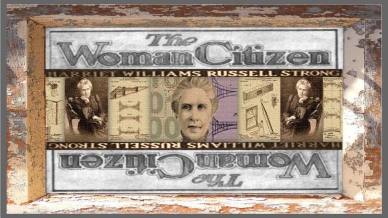23 jul 1844 Harriet Williams Russell Strong