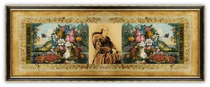 24 jul 1812 | Frances [Fanny] Flora Bond Palmer