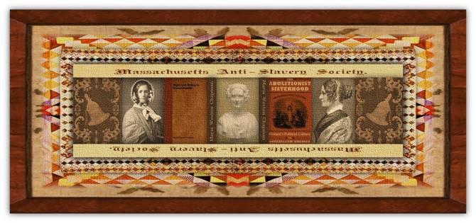 25 jul 1806 | Maria Weston Chapman