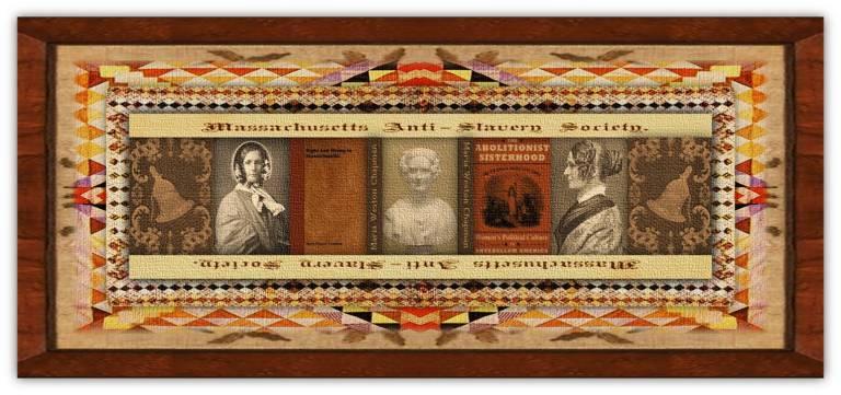 Maria Weston Chapman(25 jul 1806 – 12 jul 1885 | Weymouth MA - Weymouth MA) editor, hymnist, abolitionist, letter correspondent | women.born.before © susan.powers.bourne