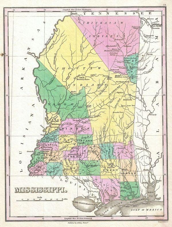 Mississippi-finley-1827