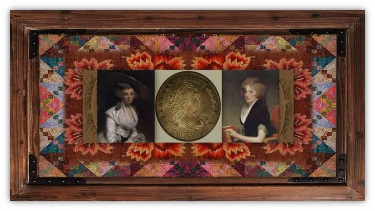 Anne Willing Bingham(01 aug 1764 - 11 may 1801 | Philadelphia PA - Bermuda) socialite, artist's model, letter correspondent | women.born.before © susan.powers.bourne