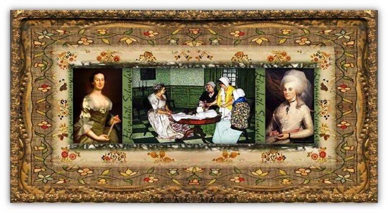Elizabeth Schuyler Hamilton(09 aug 1757 – 09 nov 1854 | Albany NY - Washington DC) archivist, social activist, orphanage founder / supporter | women.born.before © susan.powers.bourne