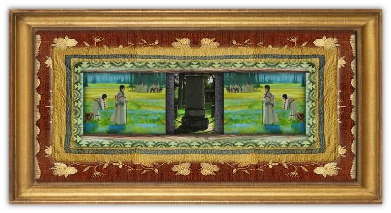 Eliza Hart Spalding (11 aug 1807 – 13 jan 1851 | Kensington CT - Brownsville OR) diarist, pioneer, missionary to Nez Perce, mother of Eliza Spalding Warren | women.born.before © susan.powers.bourne