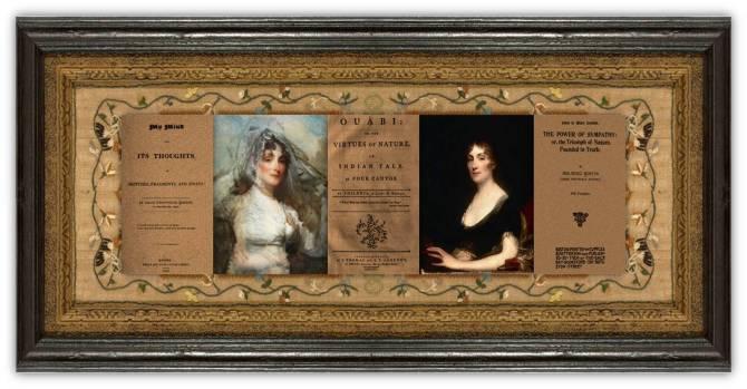 Sarah Wentworth Apthorp Morton(17 aug 1759 - 14 may 1846 | Boston MA - Dorchester MA) poet, pen name: Philenia | women.born © susan.powers.bourne