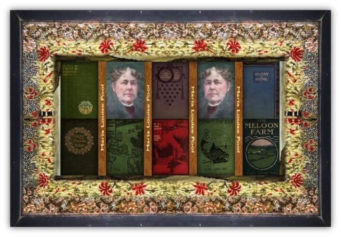 Maria Louise Pool(20 aug 1841 – 18 may 1898   Rockland MA - Rockland MA) author, social novelist, magazine writer   women.born © susan.powers.bourne
