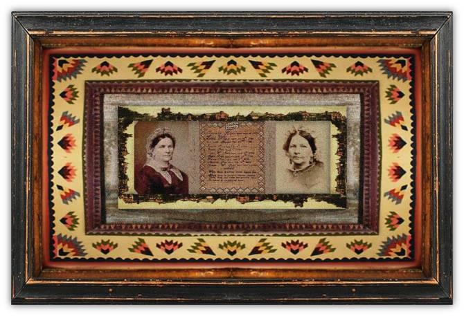 Sophia Smith(27 aug 1796 – 12 jun 1870 | Hatfield MA - Hatfield MA) diarist, educator, deaf activist, philanthropist, Smith College founder / endower, public co-educational high school founder | women.born © susan.powers.bourne