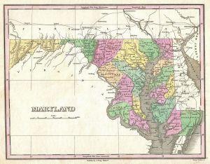 Maryland-finley-1827