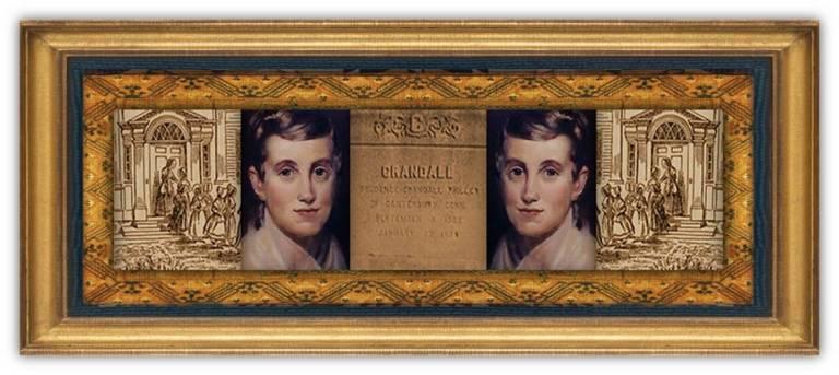 Prudence Crandall(03 sep 1803 – 28 jan 1890 | Hopkinton RI - Elk Falls KS) teacher,Quaker, girls' school founder,civil rights activist / educator | women.born © susan.powers.bourne