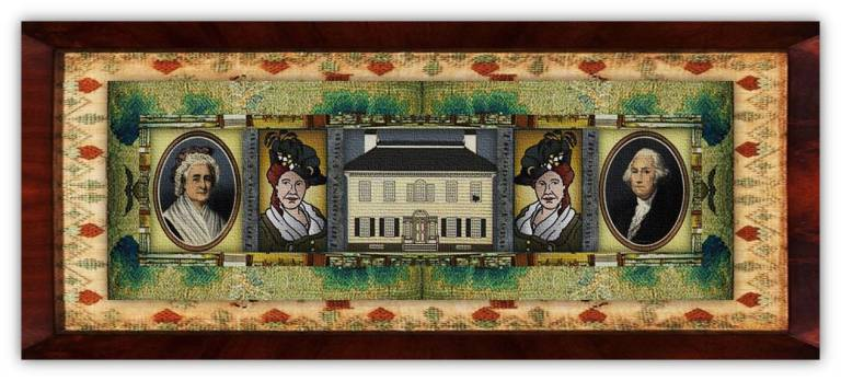 Theodosia Ford(13 sep 1741 – 31 aug 1824 | Southampton NY - Morristown NJ) historical folk figure, land / estate manager, hosted winter headquarters for Washington family / guests / troops | women.born © susan.powers.bourne