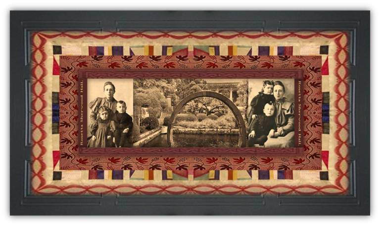 Rosetta Sherwood Hall(19 sep 1865 – 05 apr 1951   Liberty NY - Ocean Grove NJ) author, doctor, educator, missionary, mission school founder   women.born © susan.powers.bourne