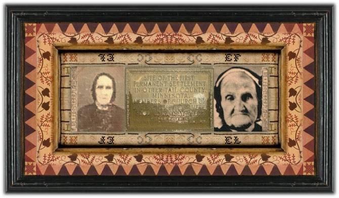 Lois Lathrop Cutler(24 sep 1788 - 23 mar 1878 | Lebanon NH - Oak Lake MN) Mormon pioneer, mother of fourteen, Female Relief Society activist | women.born © susan.powers.bourne